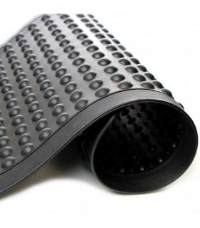 Ergonomic and anti-fatigue rubber doormat 12 mm
