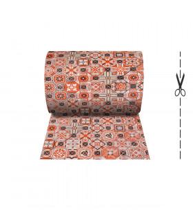 Roll bingo custom kitchen rug