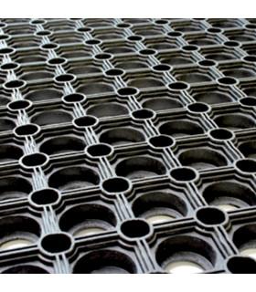 Zerbino 100% lattice ideale per esterno, resistente alle intemperie