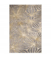 OPERA 2 - SPIDER GREY Classic rug with relief work, for living room, living room, bedroom or office furniture, various sizes