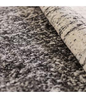 ART - Degradè black, tappeto di design da arredo dettaglio