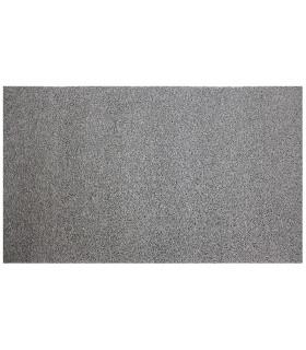 TWIST - GRAY, vinyl outdoor doormat. Tailored.