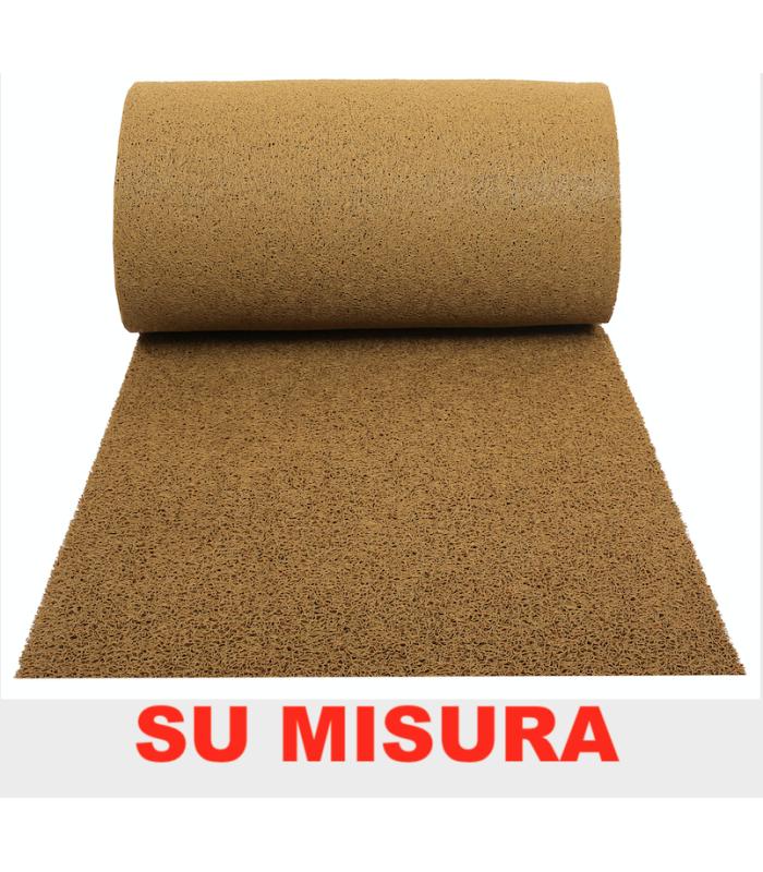 Zerbino esterno VINILICO vendita SU MISURA PRECISA - BEIGE