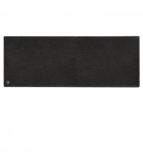 Black magic microfiber walk-over mat