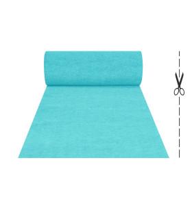 Passatoia Tiffany su misura ad effetto moquette per eventi e matrimonio, tappeto per cerimonie o negozi