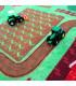 ROAD DIGITAL - FATTORIA, Tappeto da gioco per Bambini con stampe ad alta risoluzione, misure assortite.