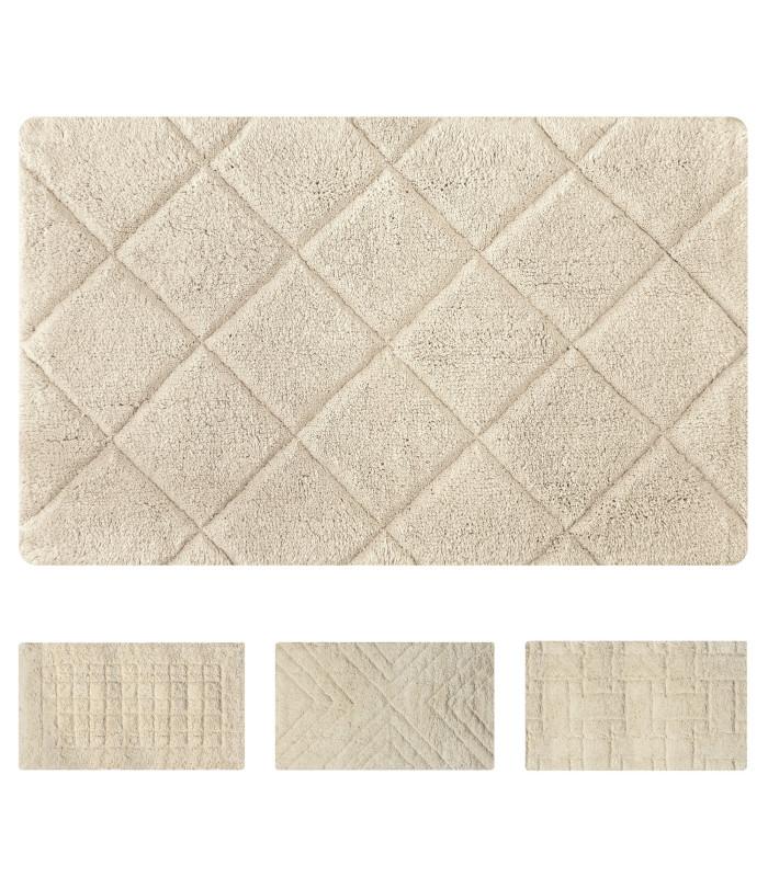 Bathroom rug mod. Natural