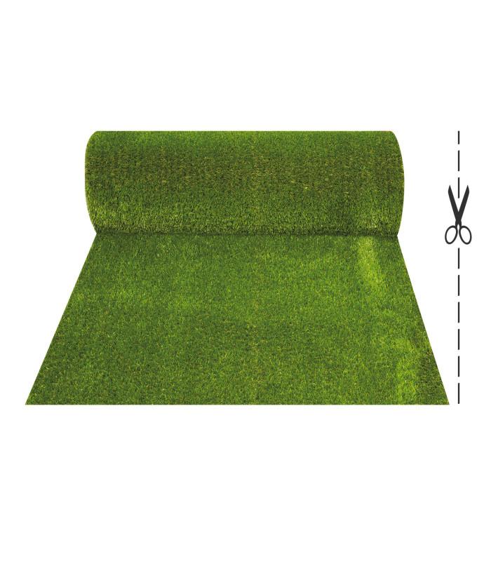 Prato sintetico GRASS GREEN modello LUXURY 30mm
