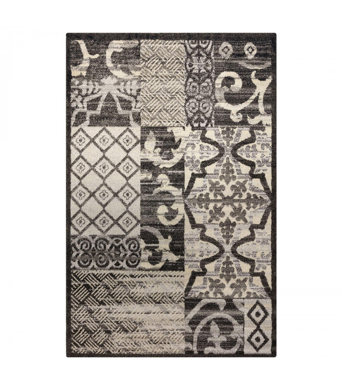 Design carpet mod. Art Maiolica Black