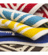 MELODY multipurpose rug 100% cotton - 7 colors