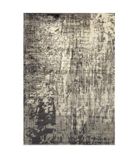 ANTIQUE - Grey 1. Tappeto arredo con disegno classico effetto vintage. Misure assortite vetrina