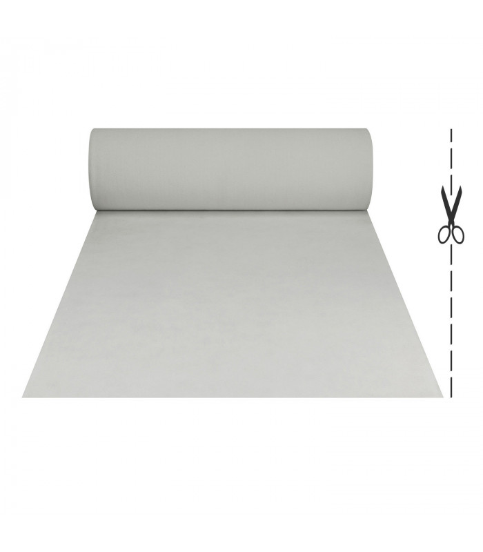 CHRISTMAS 2 meters - Custom-made white runner with carpet effect for events and weddings, carpet for ceremonies or shop