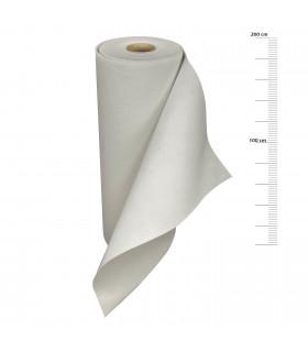 Tappeto Bianco su misura per matrimonio a taglio