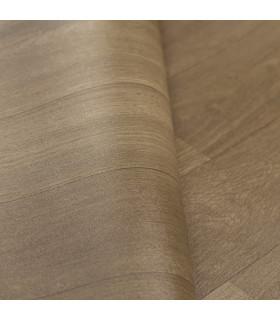 VINILE - Dark Brown rotolo ad effetto legno, facile da tagliare dettaglio piega
