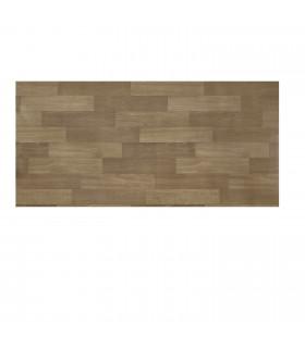 VINILE - Dark Brown rotolo ad effetto legno, facile da tagliare