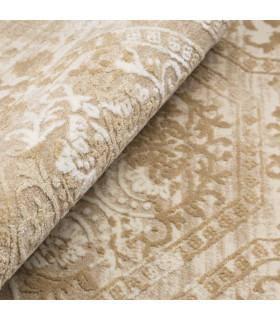 Opera tappeto di arredamento classico con disegni a livello varie misure variante BAROQUE dettaglio