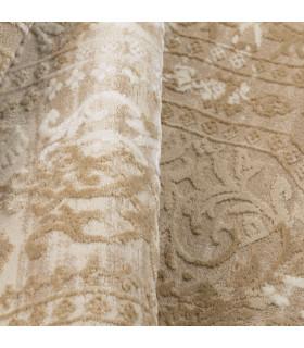Opera tappeto di arredamento classico con disegni a livello varie misure variante BAROQUE particolare