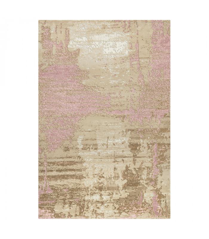 Opera tappeto di arredamento classico con disegni a livello varie misure variante CIPRIA