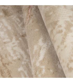 Opera tappeto di arredamento classico con disegni a livello varie misure variante CIPRIA dettaglio