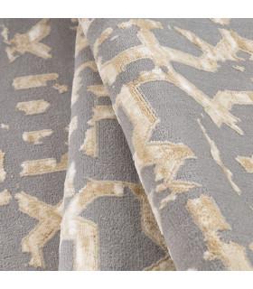 Opera tappeto di arredamento classico con disegni a livello varie misure variante MELANDRO particolare