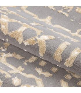 Opera tappeto di arredamento classico con disegni a livello varie misure variante MELANDRO dettaglio
