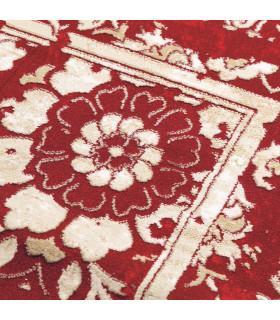 Opera tappeto di arredamento classico con disegni a livello varie misure variante CLASSIC dettaglio