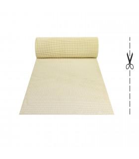 RETE ANTISCIVOLO per tappeti varie misure lattice di gomma rotoli H 80cm