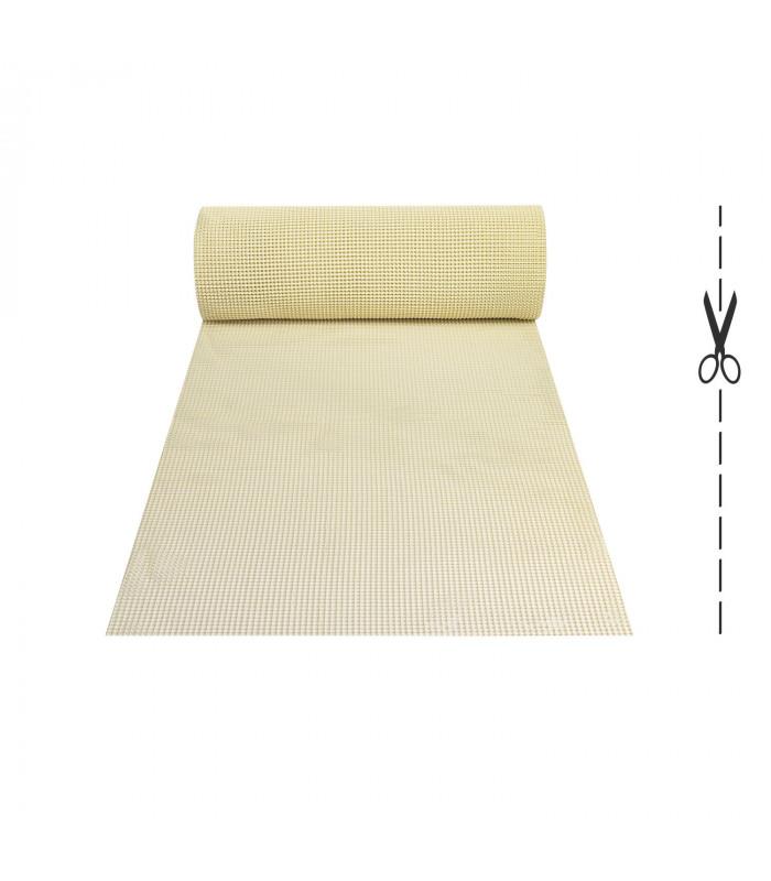 NON-SLIP NET for carpets various sizes rubber latex rolls H 80cm