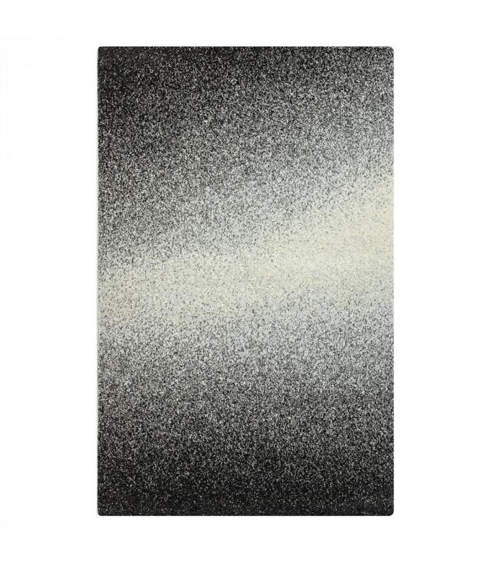 ART tappeto arredamento design moderno variante MELANGE BLACK