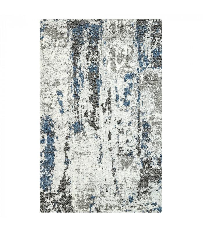 ART modern design carpet variant ROCK GREY-BLUE