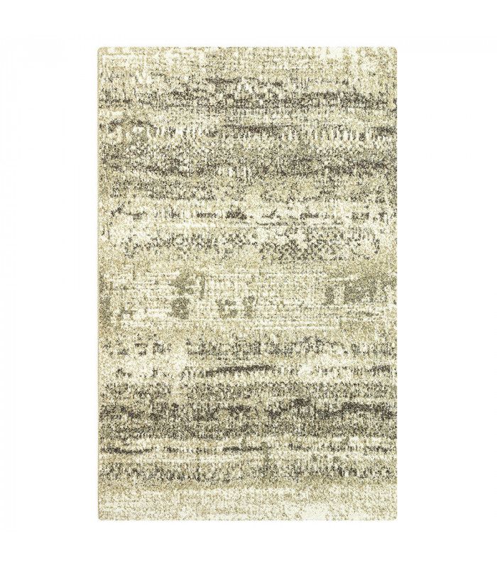 ART tappeto arredamento design moderno variante MIX BEIGE-BROWN