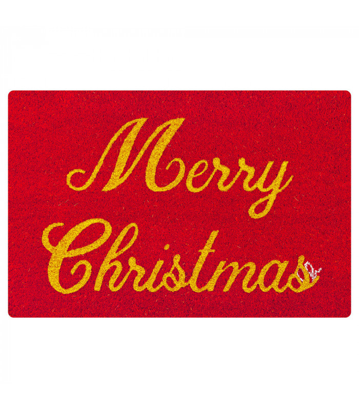 CHRISTMAS GLITTER zerbino natalizio unica misura varie varianti