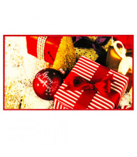 CHRISTMAS PARTY - decorations & gifts, non-slip Christmas mat for indoor and outdoor