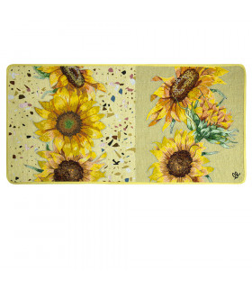 TAPPETO QUEEN GIRASOLE CHIC VARIE MISURE