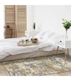 Opera tappeto di arredamento classico con disegni a livello varie misure variante VINTAGE ambientato