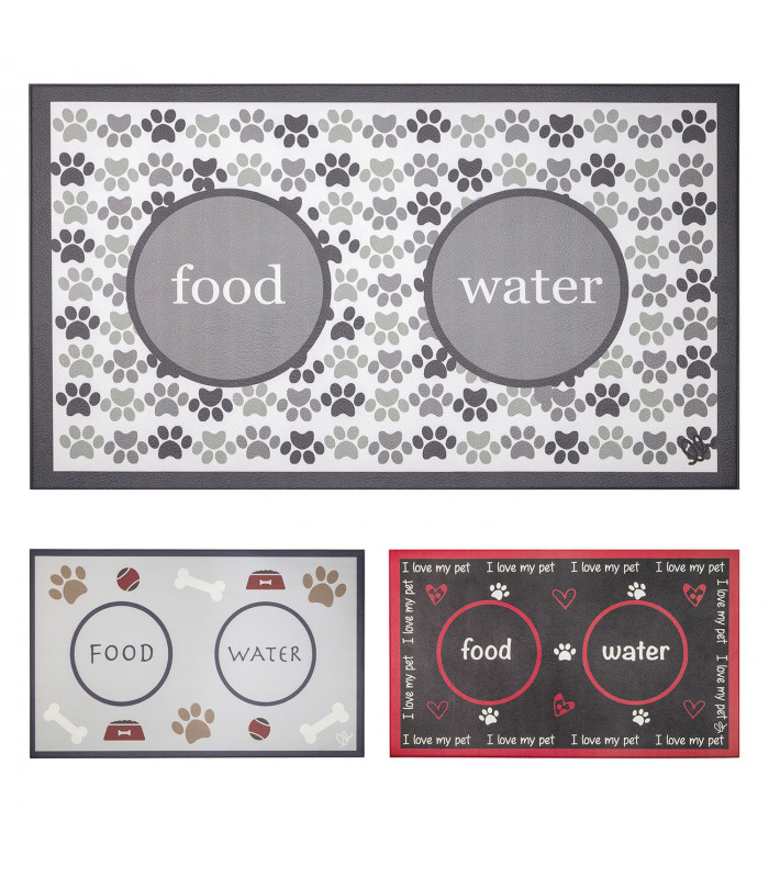 Animal rug available in three patterns PET CLEAN