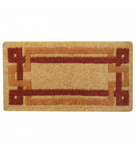 doormat in natural imperial coconut fiber