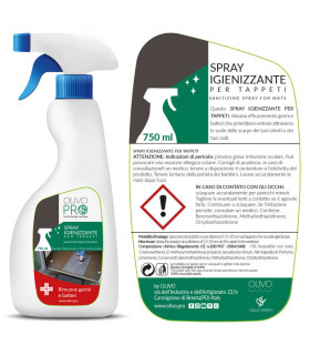 MID CLEANING XL- kit igienizzante in formato maxi, per un ambiente sempre pulito dettaglio spruzzino