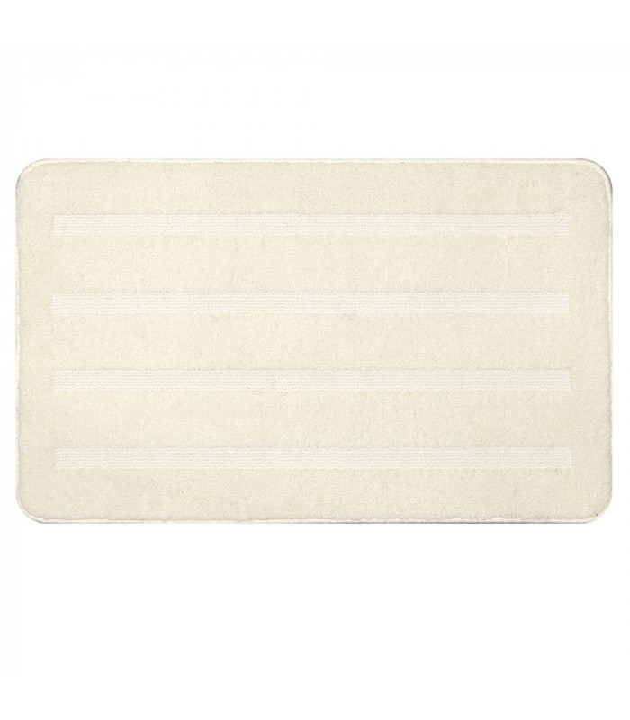 PARADISE - 100% microfiber short pile rug with non-slip bottom