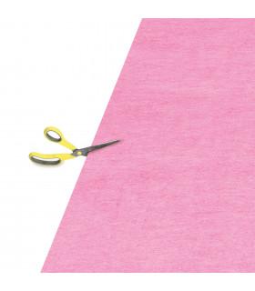 CHRISTMAS - Passatoia Rosa su misura ad effetto moquette per eventi, tappeto per cerimonie e negozi forbici