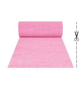 CHRISTMAS - Passatoia Rosa su misura ad effetto moquette per eventi, tappeto per cerimonie e negozi