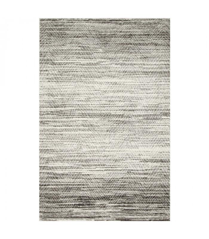 ART - Minimal gray, modern design furniture rug