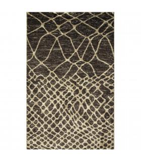 ART - Berbero brown, tappeto di design moderno da arredo