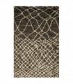 ART - Berbero brown, modern design furniture rug