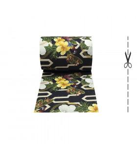 JOKE 3 - Hawaii, tappeto antiscivolo, corsia da cucina su misura con stampa