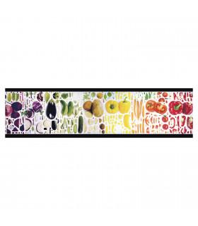 JOKE 3 - Vegetables, printed non-slip carpet, custom kitchen lane lay