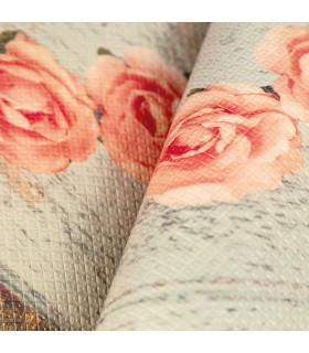 DECOR Love - Stain-resistant carpet, non-slip kitchen runner detail 1