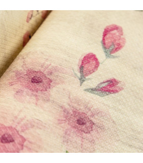 DECOR Passion - Stain-resistant carpet, non-slip kitchen runner detail 1