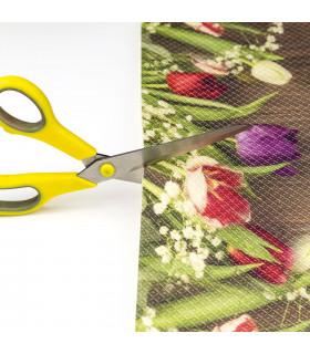DECOR Garden - Stain-resistant carpet, non-slip kitchen runner cutting