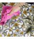 JOKE 3 - Lemons majolica, non-slip carpet, custom kitchen lane with print